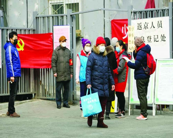 Turbulent times for Beijing