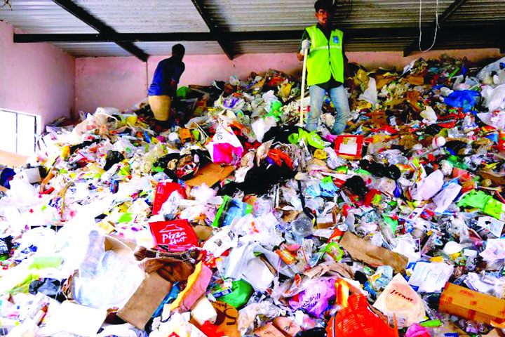 A push to sort out the urban waste crisis