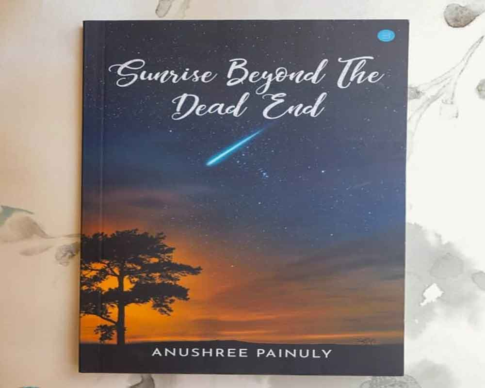 Actor & healer Anushree Painuly launches her debut novel 'Sunrise Beyond The Dead End'