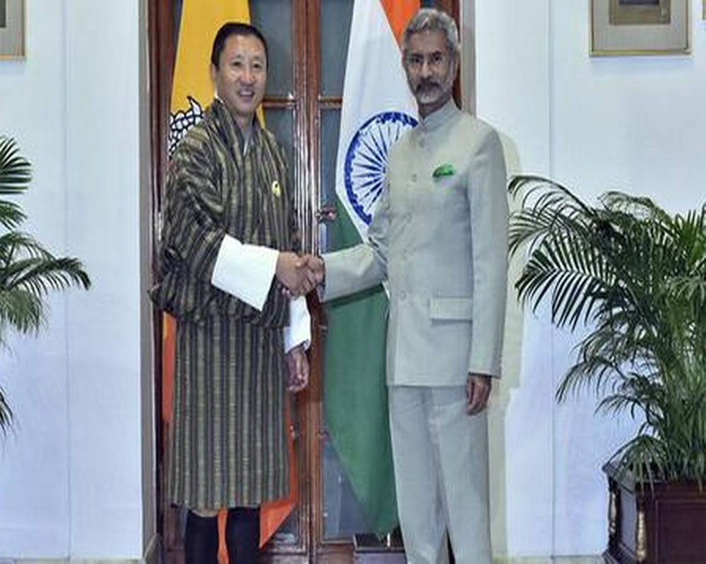 Agreement for first Indo-Bhutan joint venture hydroelectric project signed