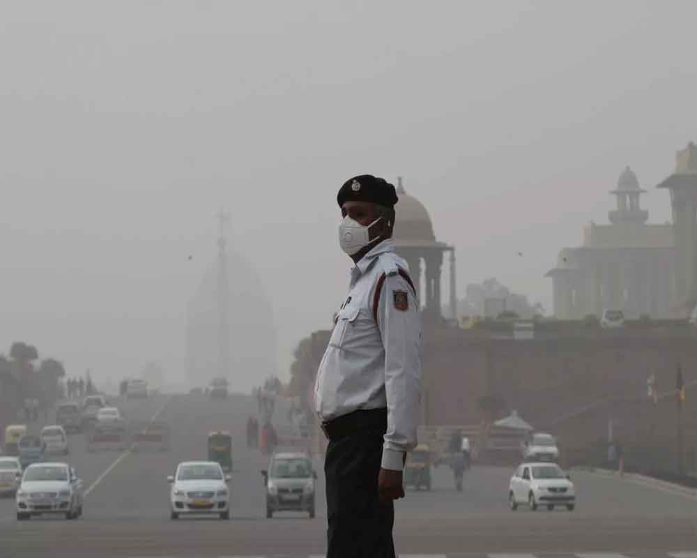 Air Quality to remain 'poor' in Delhi-NCR