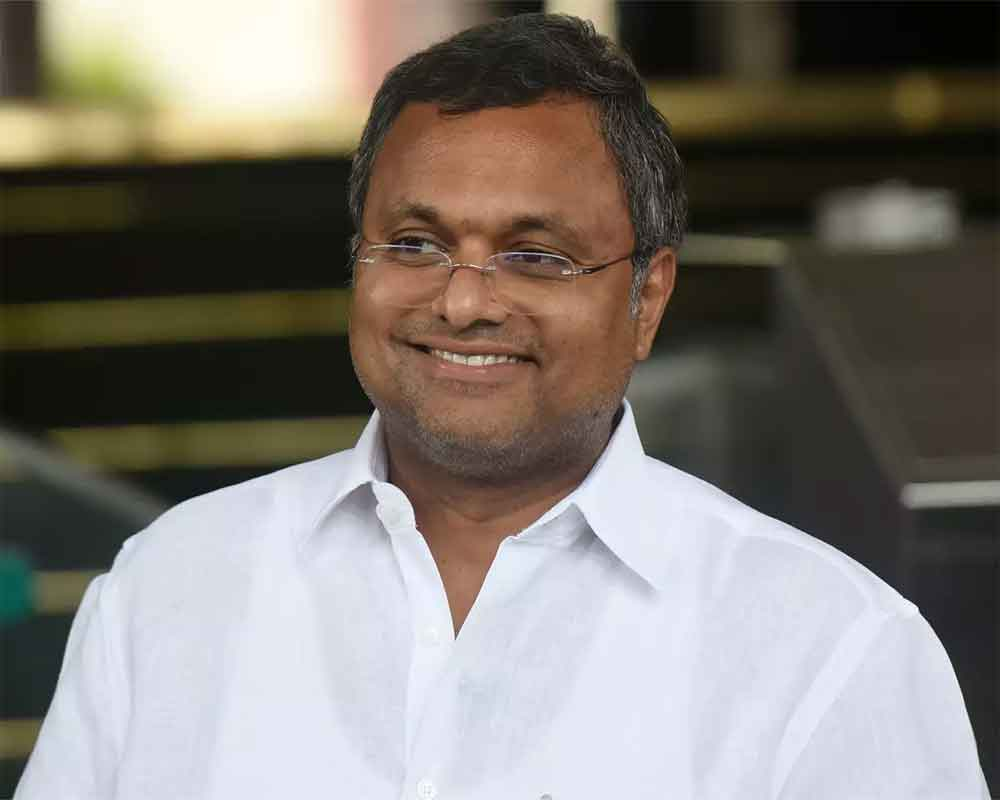 Aircel Maxis case: Court allows Karti Chidambaram to travel abroad
