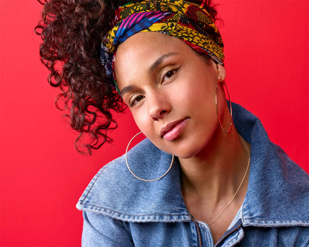 Alicia Keys to release new self-titled album on Friday