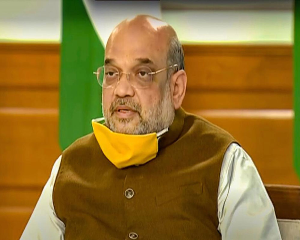 Amit Shah has not undergone any fresh COVID-19 test: official