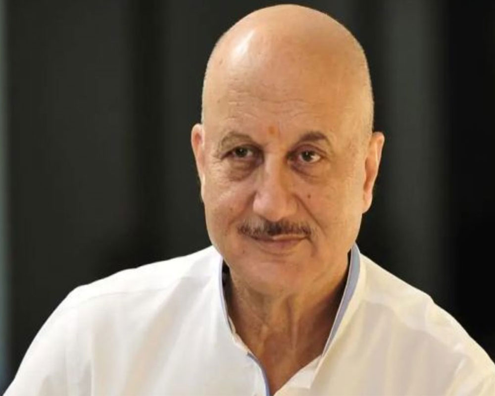 Anupam Kher: Hope literally sustains life