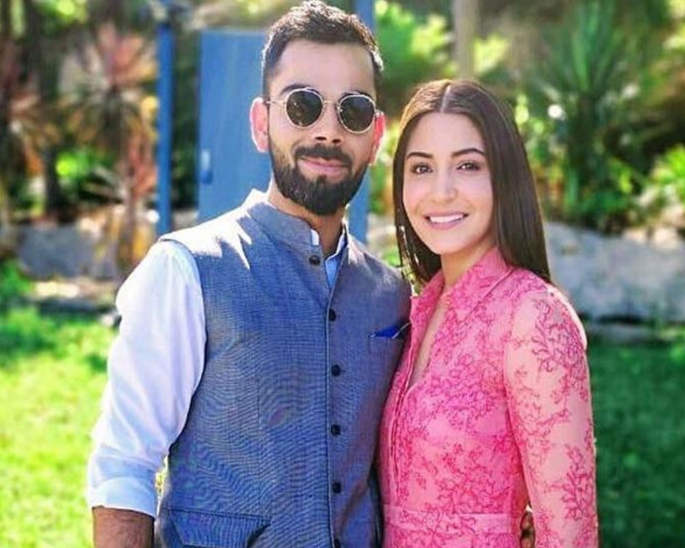 Anushka, Virat come out in support of people affected by floods in Assam, Bihar