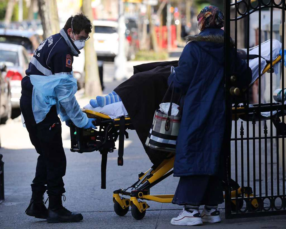 Australian state records 466 cases, 12 deaths