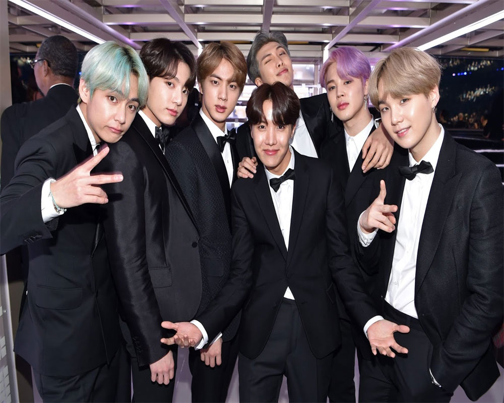 BTS announces to release new English single in August