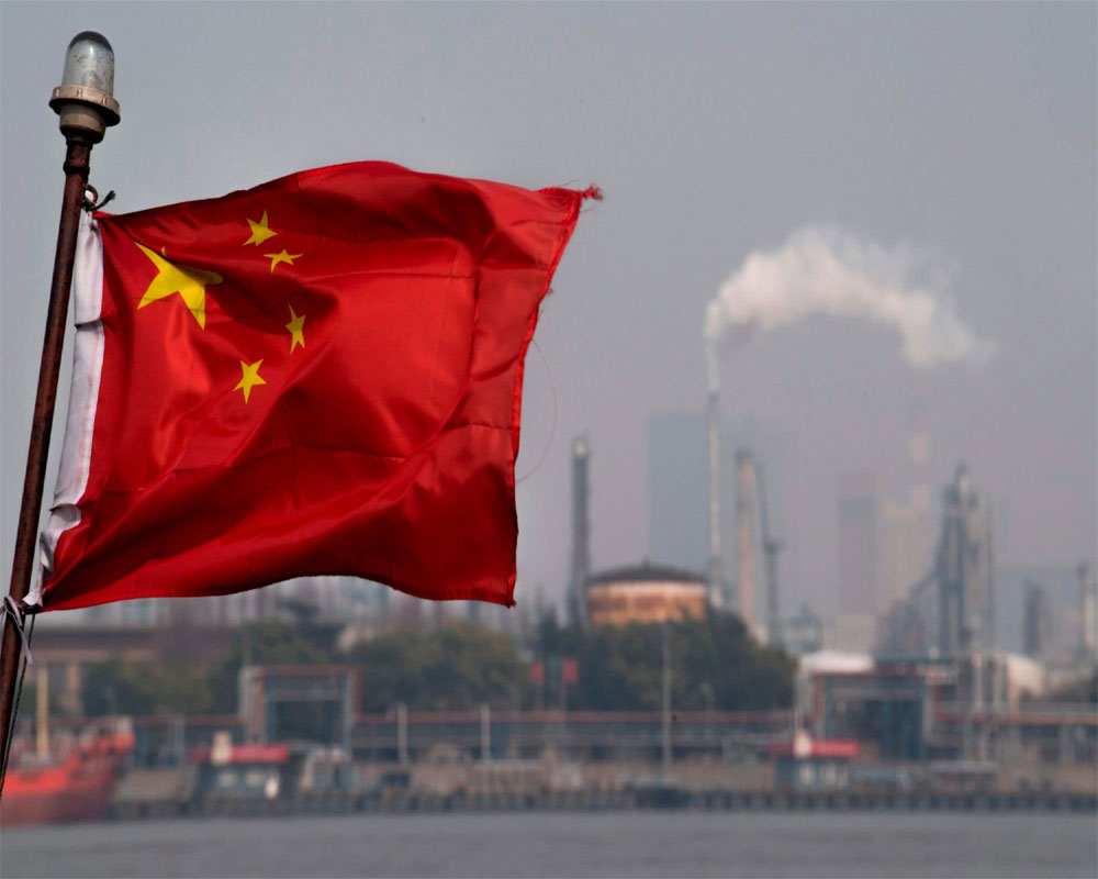China's economy grows 3.2% as virus lockdowns lifted