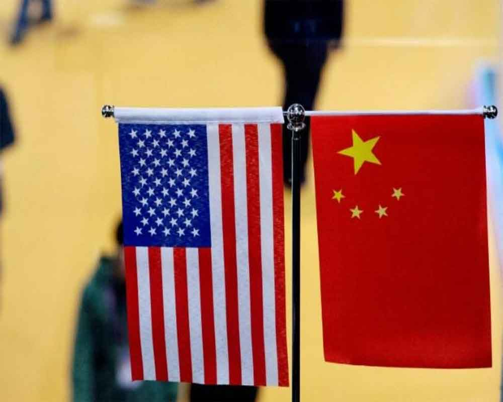 China trade surplus with US dropped 8.5 per cent to USD 296 bn in 2019