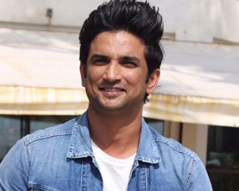 Cloth used by Sushant to hang self to undergo tensile' test