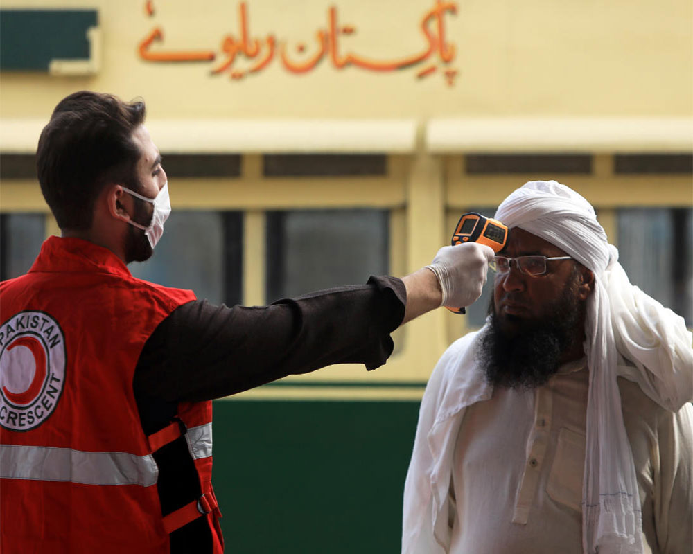 Coronavirus cases in Pakistan rise to over 1,400 as Punjab emerges as new epicentre