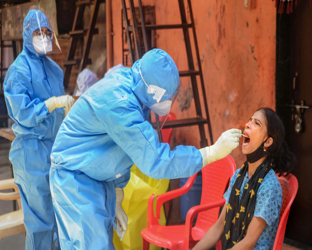COVID-19 tally in Telangana rises to 84,544; nine more deaths