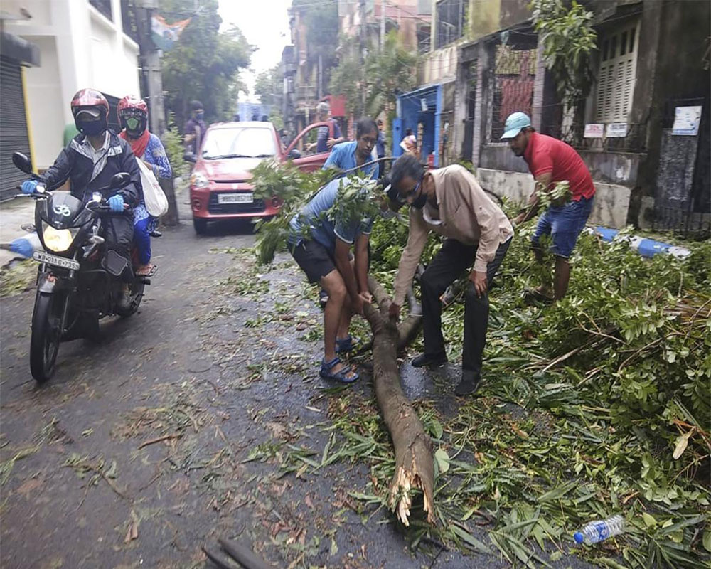 Cyclone Amphan toll mounts to 22 in Bangladesh