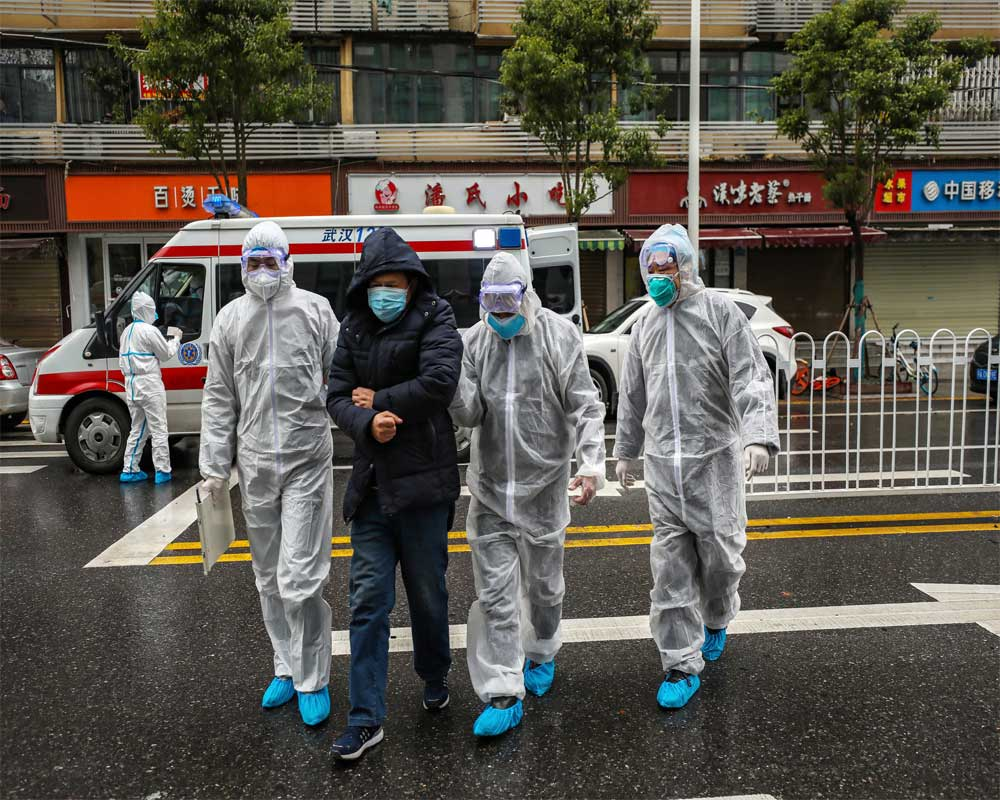 Death toll in China's coronavirus climbs sharply to 80 with 2,744 confirmed cases