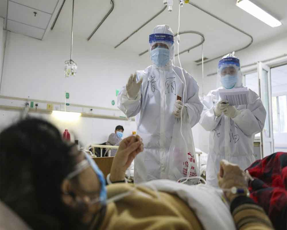 Death toll in China's coronavirus nears 1,500 with 5,090 new cases