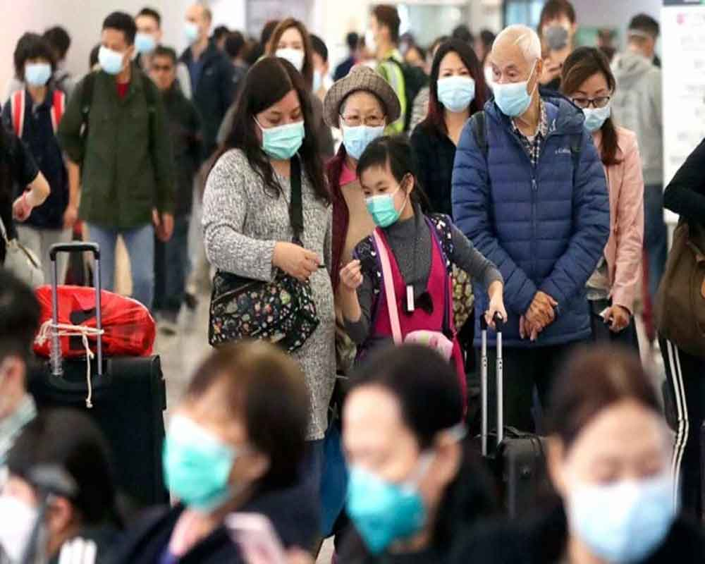 Death toll in China's coronavirus rises to 56, confirmed cases near 2,000