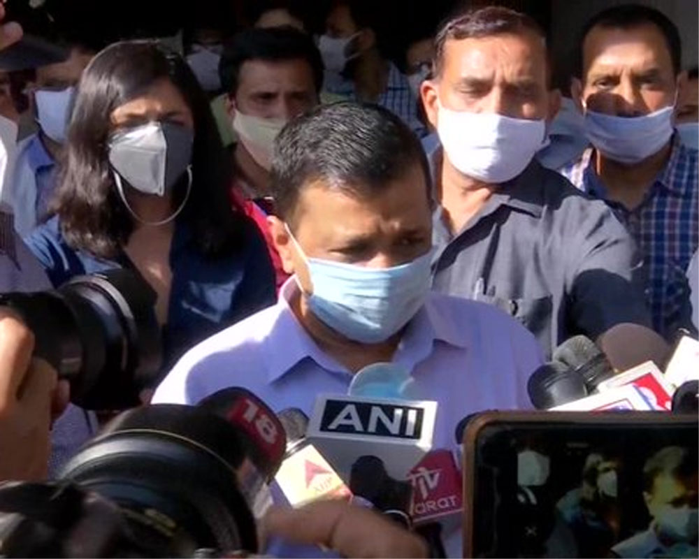 Delhi CM visits AIIMS to enquire about condition of 12-yr-old victim of 'sexual assault'