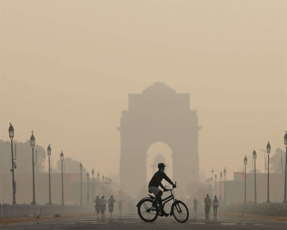 Delhi's air quality poor, stubble contribution in pollution may increase