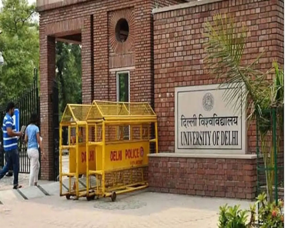 Delhi University announces first cut-off list for undergraduate courses; LSR pegs score at 100 pc for 3 courses