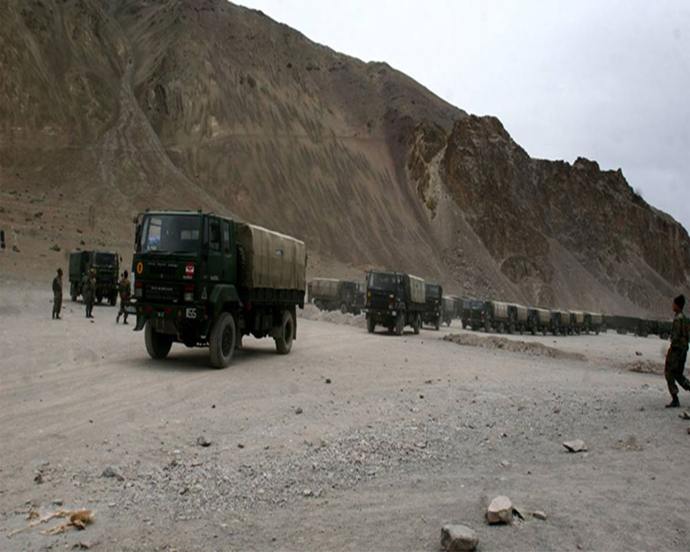 Disengagement process in eastern Ladakh intricate, requires constant verification: Army