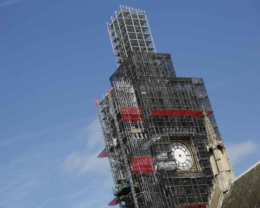 Downing Street giant clock display to count down Brexit on January 31