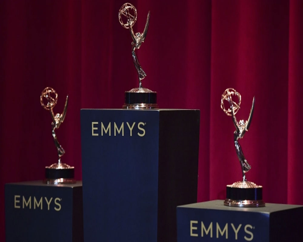 Emmys set record for most wins by Black actors