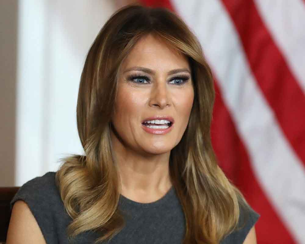 Excited for India trip, says Melania Trump