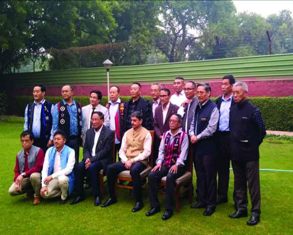 For a lasting peace in Nagaland