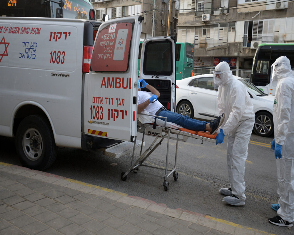 Global death toll from coronavirus tops 75,000: AFP tally