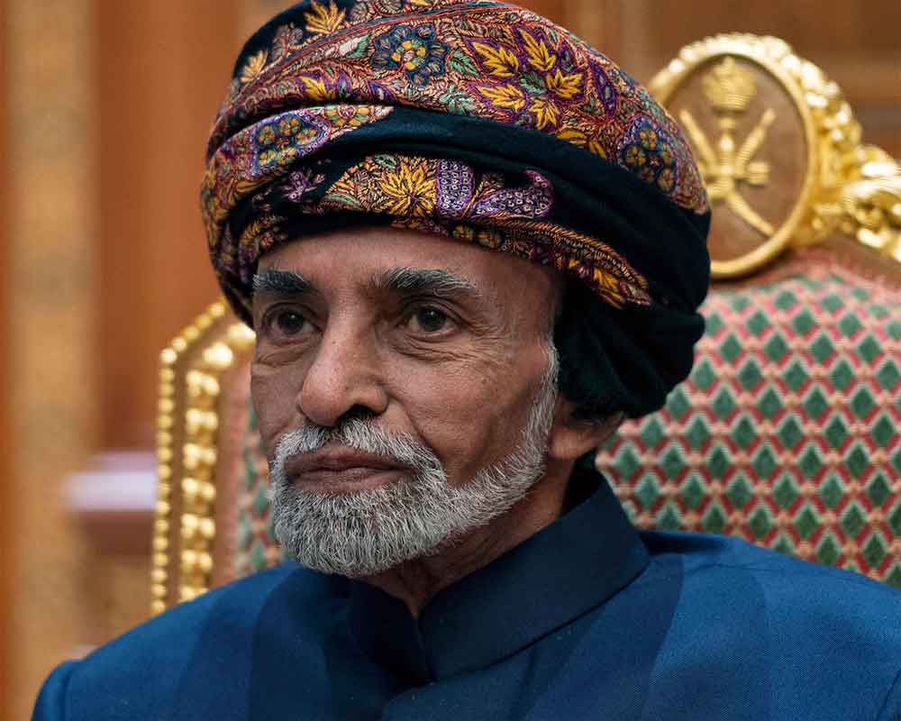 Govt declares state mourning on Monday in view of demise of Oman Sultan