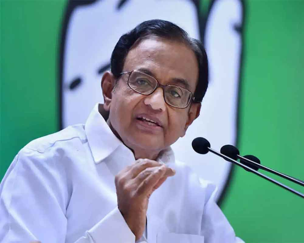 Govt's three errors of DeMo, flawed GST, squeeze on banks, sent economy in tailspin: Chidambaram