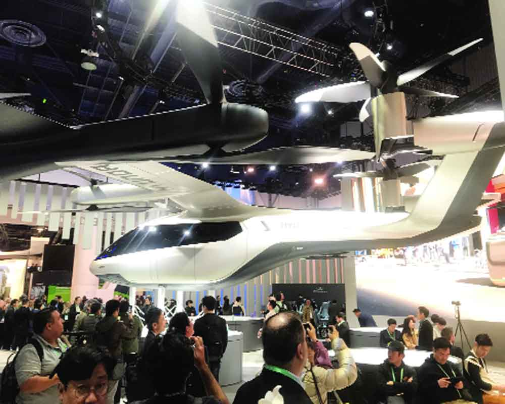 How did CES end up being a car show?