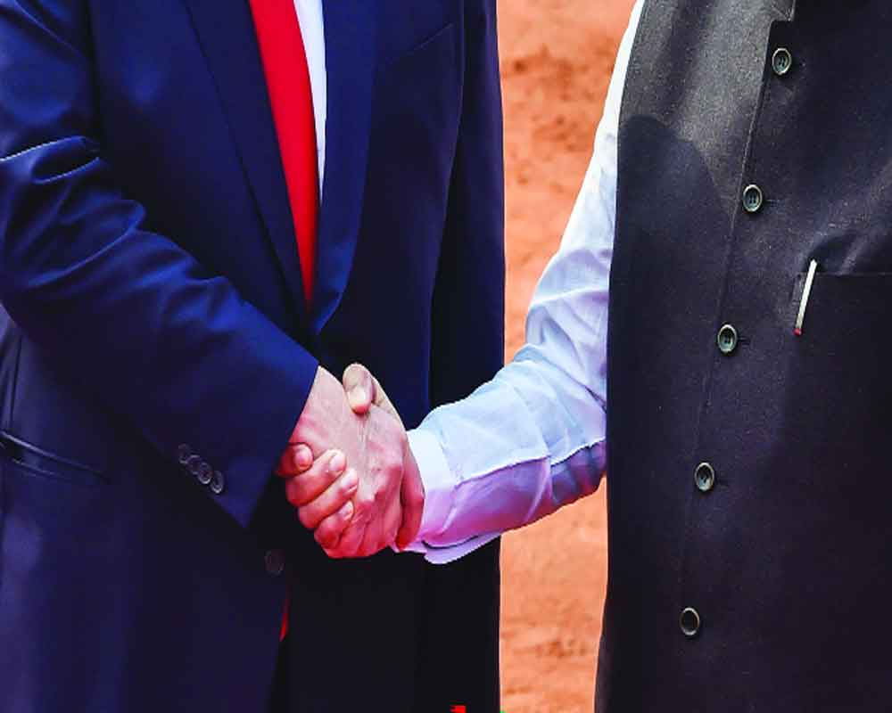 India, US ink $3 bn copters deal, plan robust trade pact
