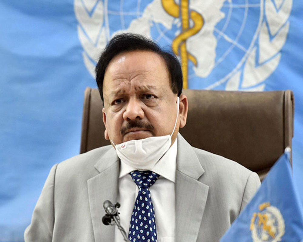 India can win fight against TB before 2025: Harsh Vardhan