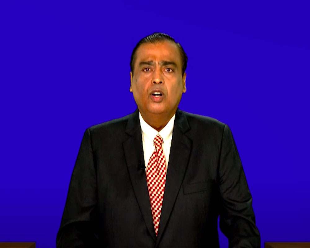 India enters crucial phase in fight against COVID-19; can't let guard down at this juncture: Ambani