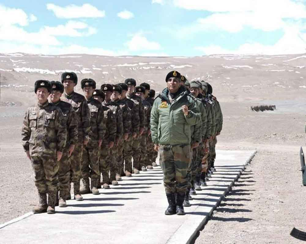 Indian, Chinese troops begin disengagement in certain areas in eastern Ladakh: Sources