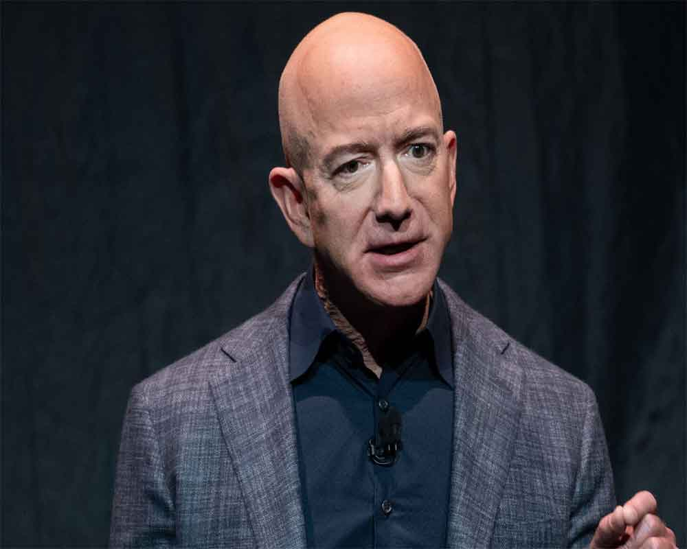 Investigation points to Saudi prince role in Bezos phone hack