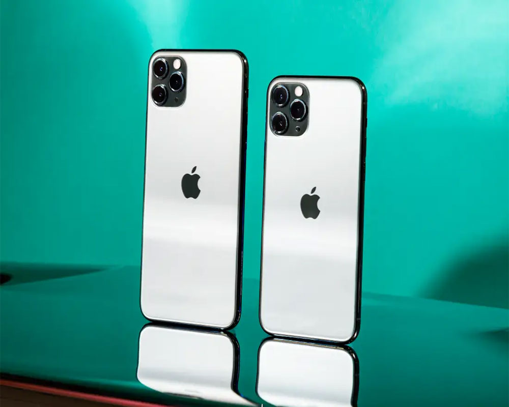 iPhone 12 Pro Max battery smaller than iPhone 11 Pro Max