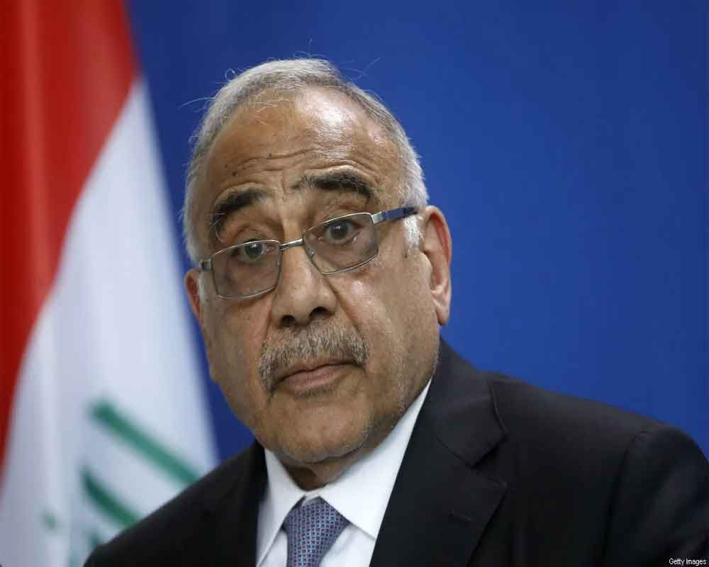 Iraq says Iran informed it of imminent missile attack on US forces