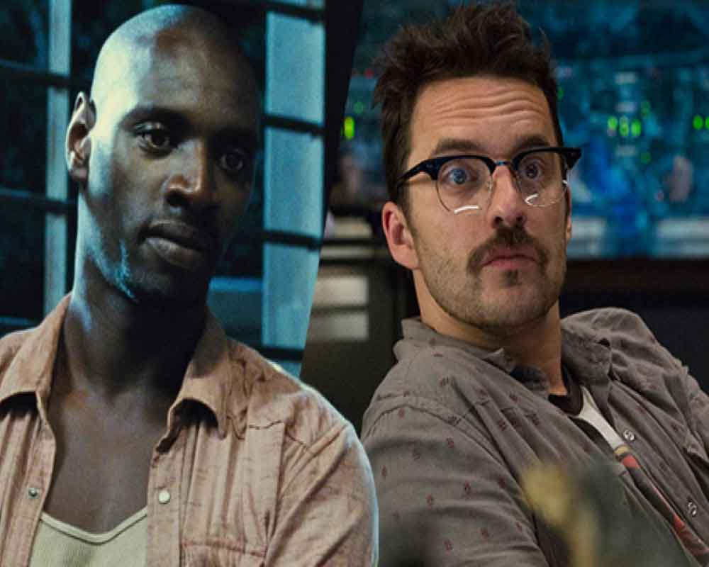 Jake Johnson, Omar Sy returning for 'Jurassic World 3'