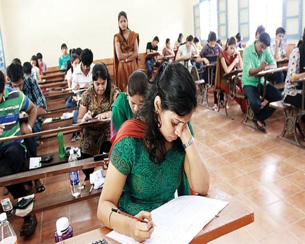 JEE exam begins on positive note in Telugu states
