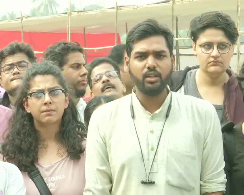 JNU violence: Protesters shifted from Gateway to Azad Maidan