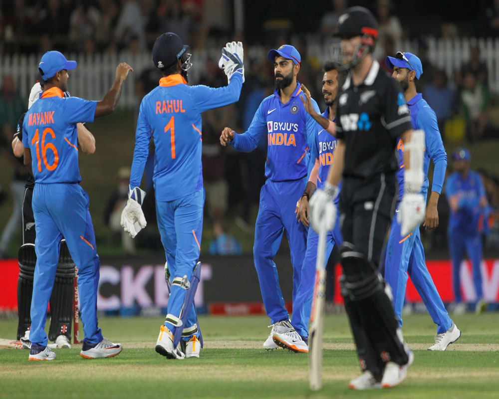 KL Rahul's hundred goes in vain, New Zealand compete 3-0 sweep