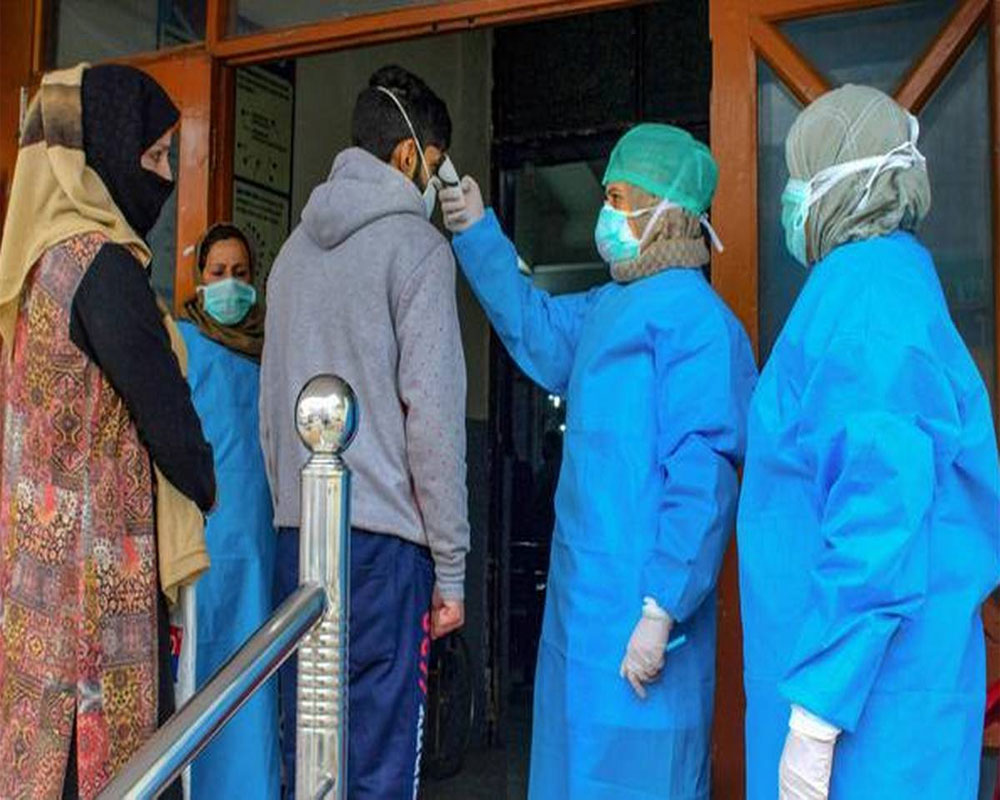 Ladakh records one more COVID-related death; 93 new cases