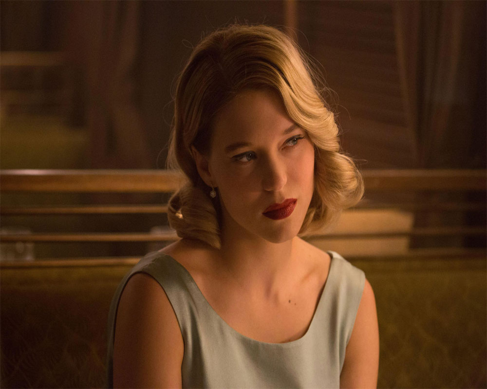 Lea Seydoux to star in period thriller 'Party of Fools'