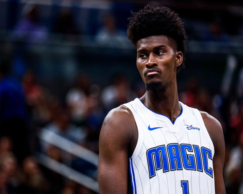 Magic''s Jonathan Isaac is lone player to stand for anthem