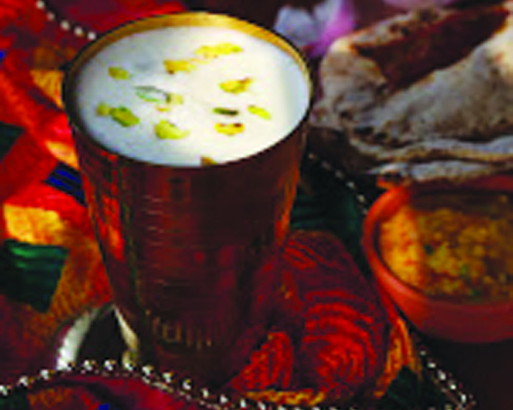 Manthan in a glass
