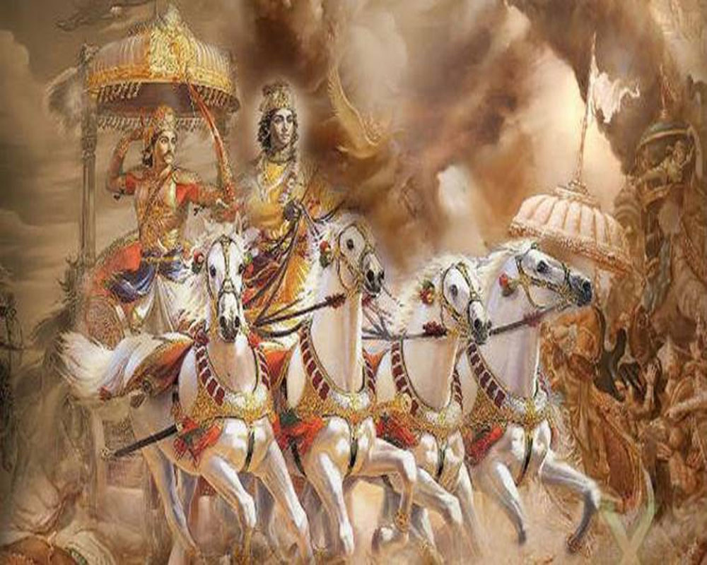 May story of transmigration of souls bring hope for 2021: UNESCO DG's wish on Gita Jayanti