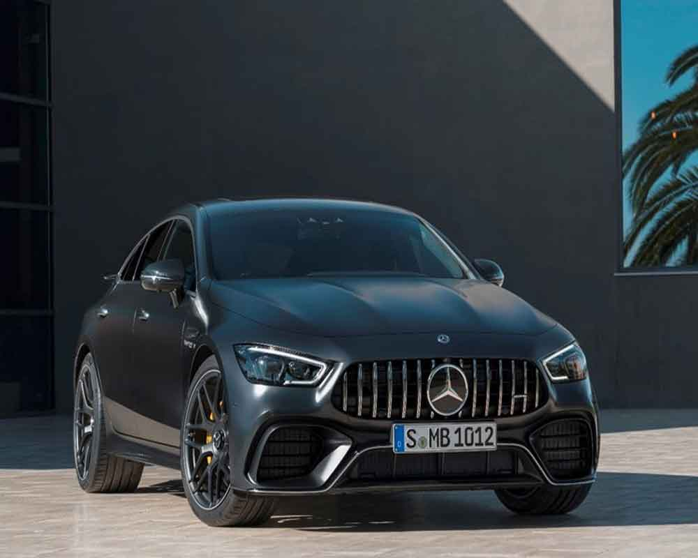 Mercedes to launch AMG GT 63 S, showcase A-Class limousine at Auto Expo